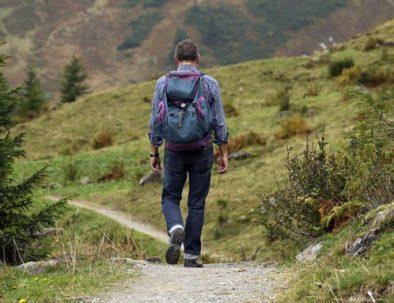 Au coeur d'un réseau de sentiers de randonnées